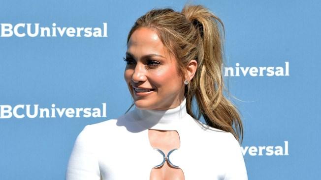 Jennifer Lopez publica foto donde aparece con el ojo morado