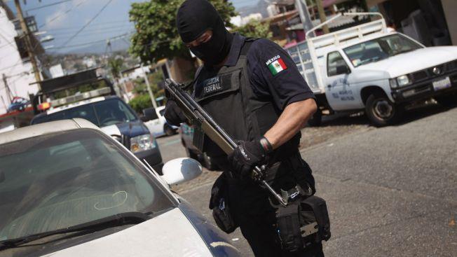Acusado excomandante mexicano por pasar información a narcos