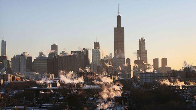 Vuelve a disminuir el número de habitantes en Chicago