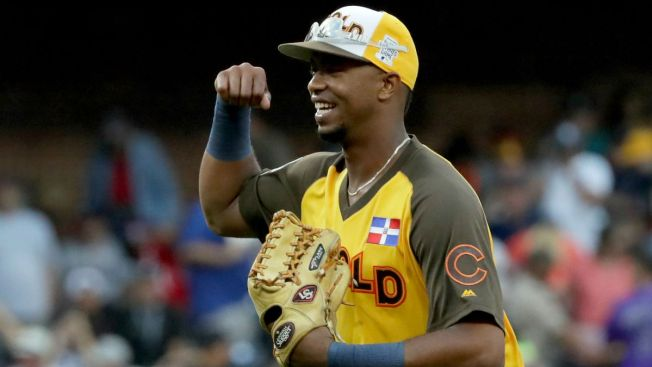 Eloy Jiménez se despide de los Cubs con emotivo tuit