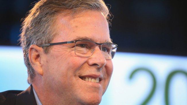 Bush oficializa precandidatura a la presidencia
