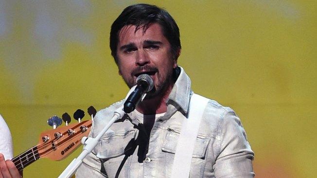 Juanes graba tema para Disney