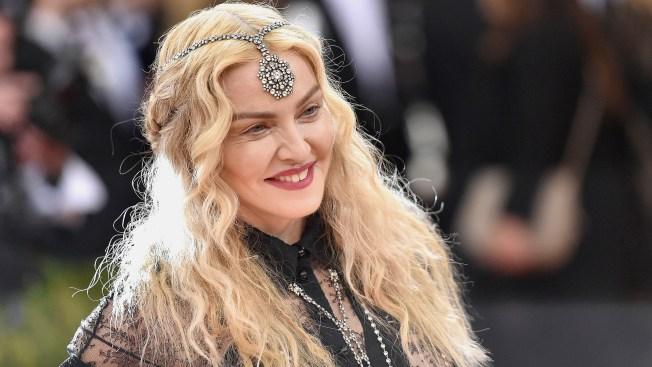 Madonna publica foto de su hija con las axilas velludas