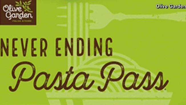 Olive Garden ofrece pase para comer pasta ilimitada - Telemundo Chicago