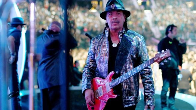 Carlos Santana; latino, guitarrista y filántropo