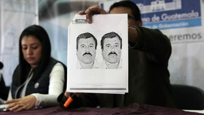 """DEA ofrece $5 millones por  """"El Chapo"""""""