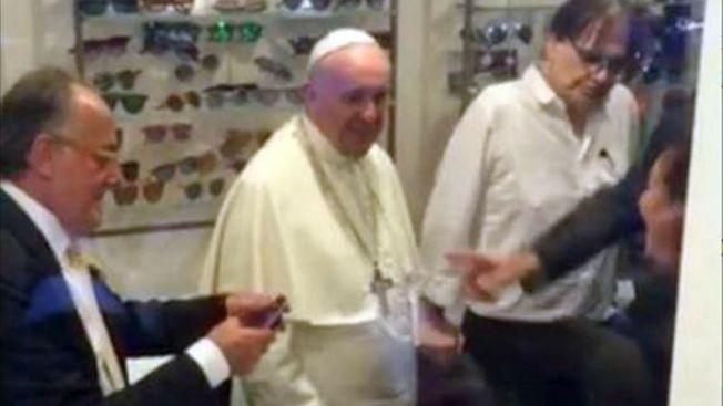 Papa Francisco renueva su visión antes de gira