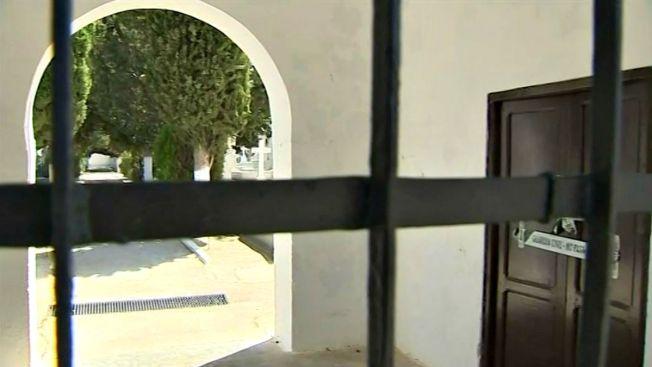 Policía: madre degolló a su bebé en cementerio