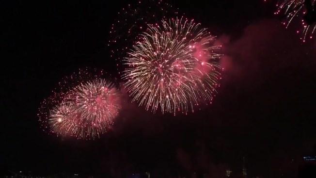 Donde Ver Los Fuegos Artificiales Del 4 De Julio En Chicago E Il