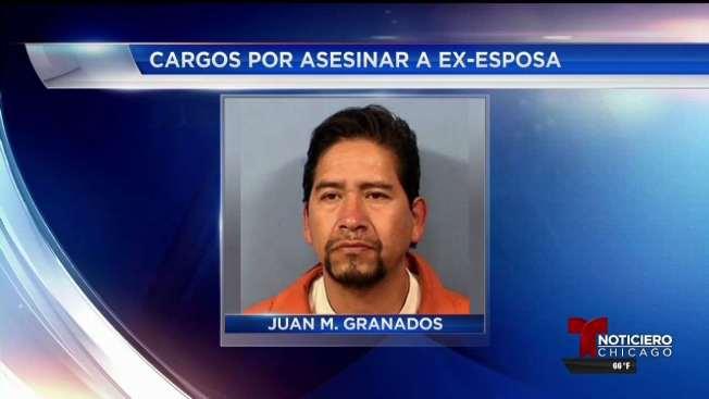 Le presentan cargos por asesinar a ex esposa y huir a México