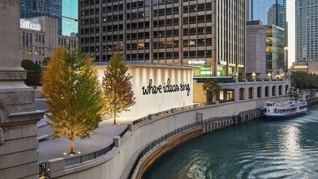 La nueva tienda de Apple abre este viernes en Chicago