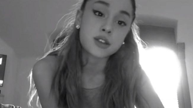 Ariana Grande se disculpa por sus comentarios
