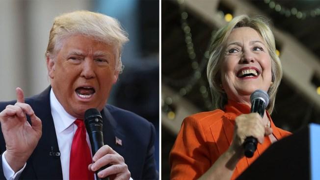Clinton señala a Trump por