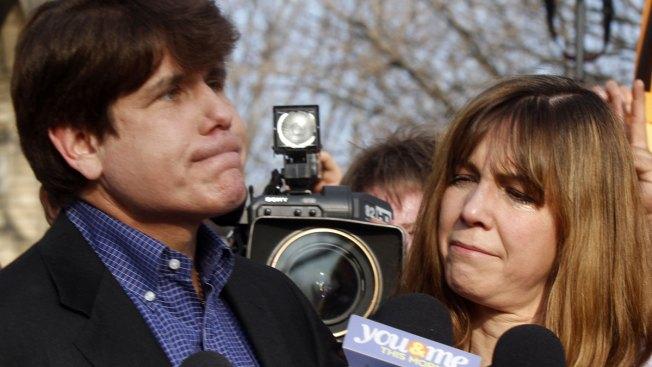 Juez desestimó 5 cargos contra Rod Blagojevich