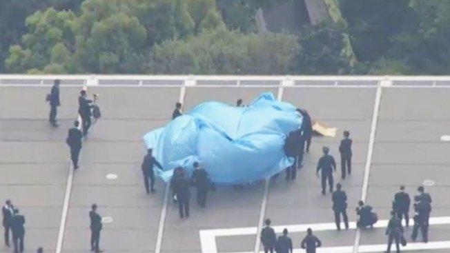 Japón: drone radiactivo sobre oficina de premier