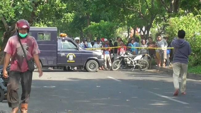 Resultado de imagen para cristiano atropellado en indonesia