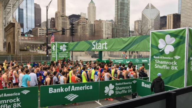 Carrera Shamrock Shuffle 8K: guía para corredores