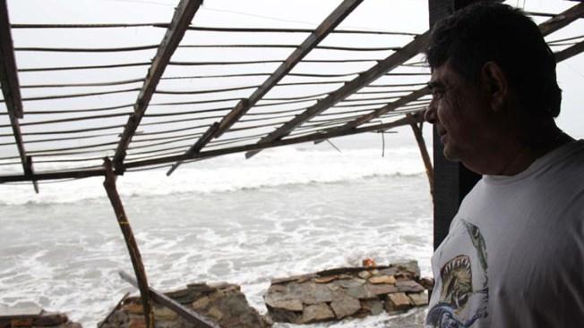 Alerta por el Huracán Dolores en México