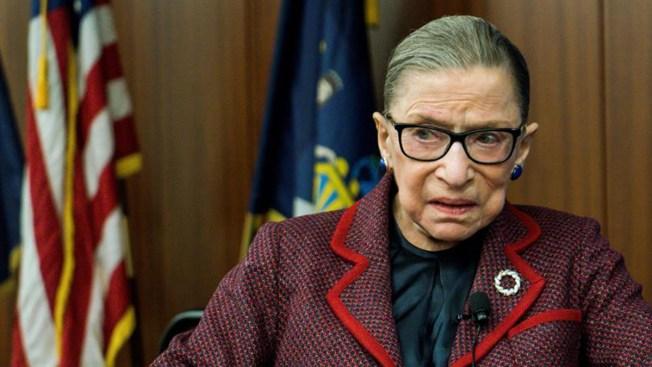 Se quebró tres costillas: la jueza de 85 años vuelve a trabajar