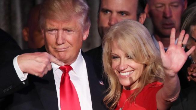Trump no despedirá a Kellyanne Conway tras ser acusada por agencia federal