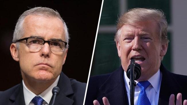 """Exsubdirector del FBI: """"Trump pudo haber cometido obstrucción de la justicia"""""""