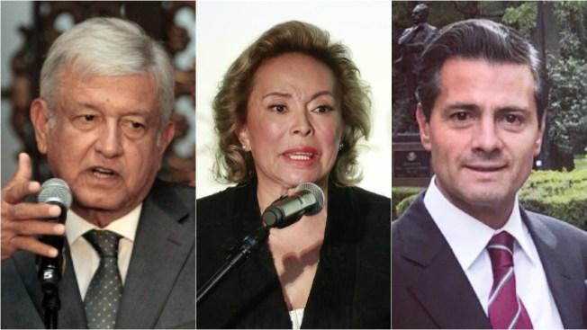 Peña niega persecución política contra exlíder sindical
