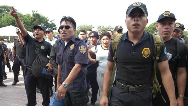 Policías denuncian corrupción y ¡los despiden!