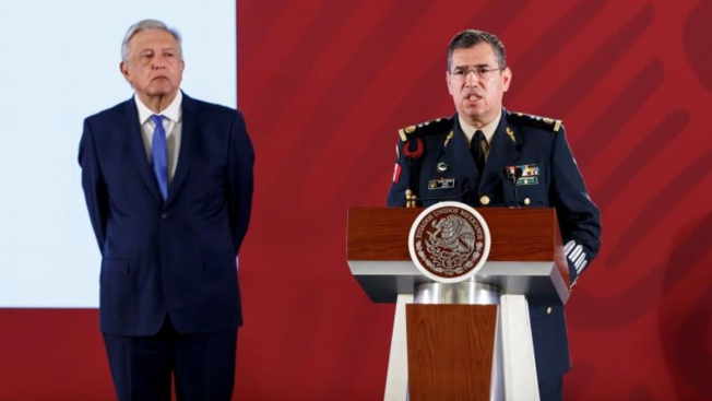 Cúpula militar de la Guardia Nacional suma críticas