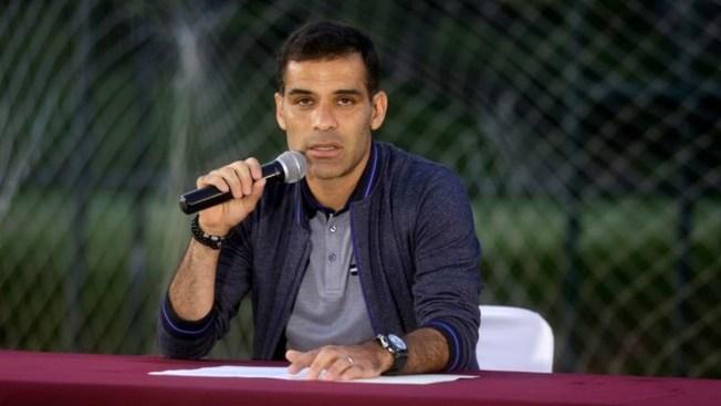 Los jugadores del Atlas bancaron a Rafa Márquez