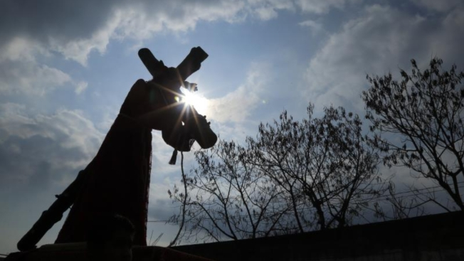 Semana Santa, marcada por rasgos prehispánicos