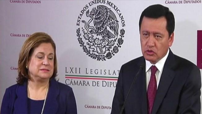 """México admite complicidad en fuga de """"El Chapo"""""""