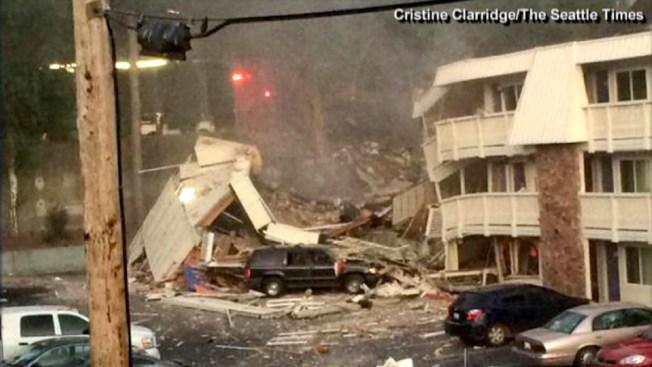 Evacuación evita tragedia en motel