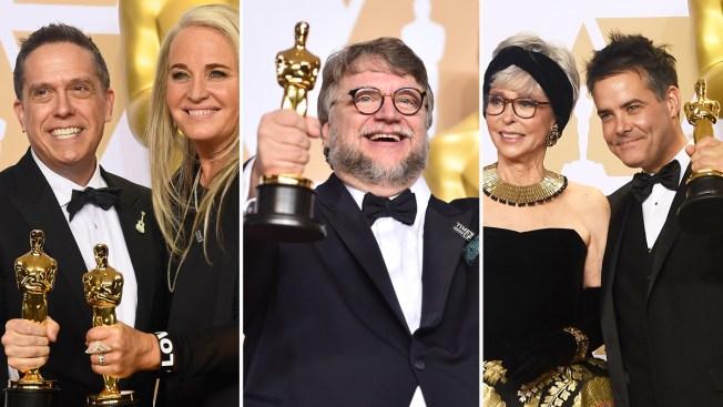 Los Premios Óscar brillaron con un fuerte sabor hispano