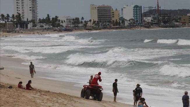 Tormenta tropical Danny avanza en el Atlántico