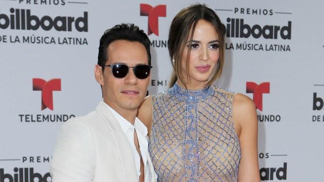 Shannon de Lima y Marc Anthony levantan rumores de reconciliación