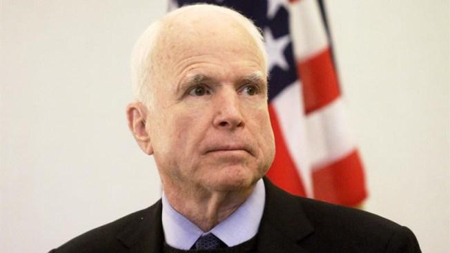 John McCain regresará al Senado