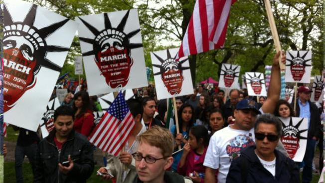 1ro de mayo en Chicago
