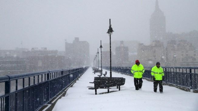 Tormenta invernal, efectos durarán días