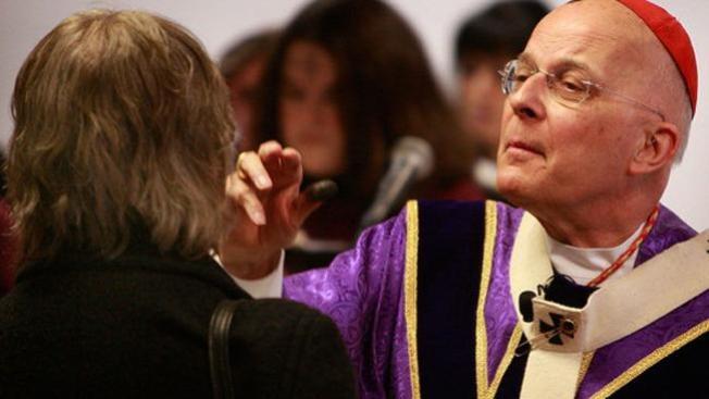 Arzobispo George en la candela