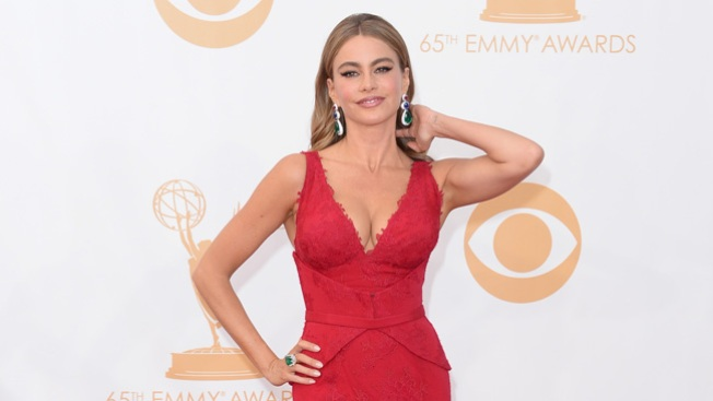 Sofía Vergara deslumbra en los Emmy