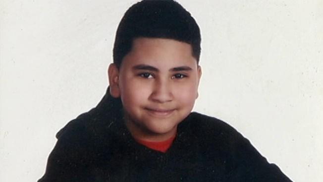 Asesinan a niño de 13 años