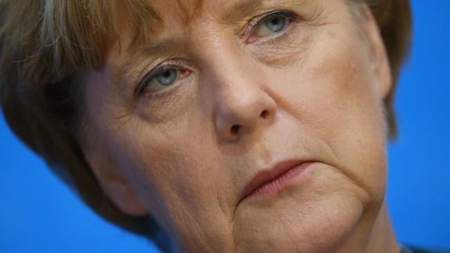 Angela Merkel no perdona el espionaje