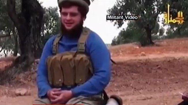 Video muestra atacante suicida de EEUU