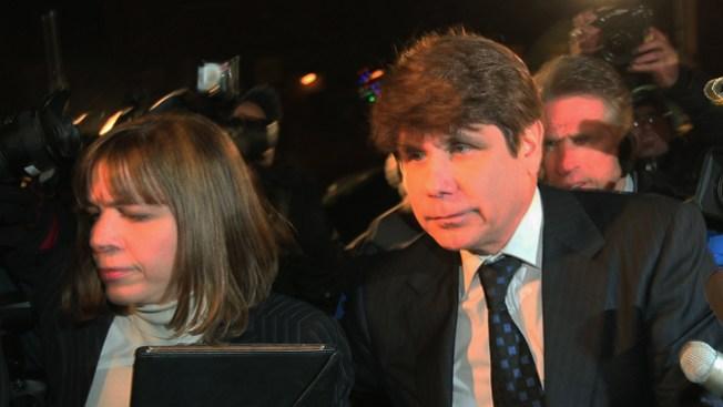 Blagojevich a minutos de conocer su condena
