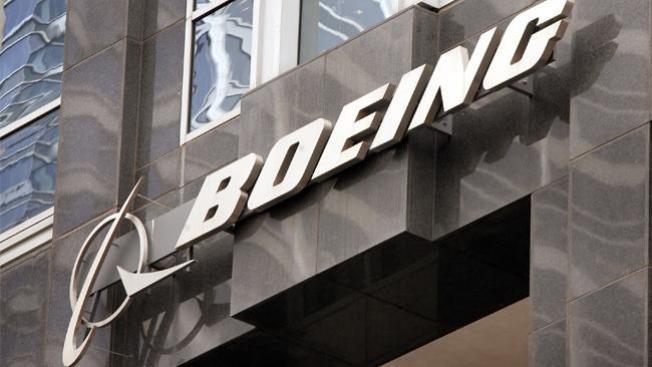 """""""Occupy"""" protesta frente a Boeing"""