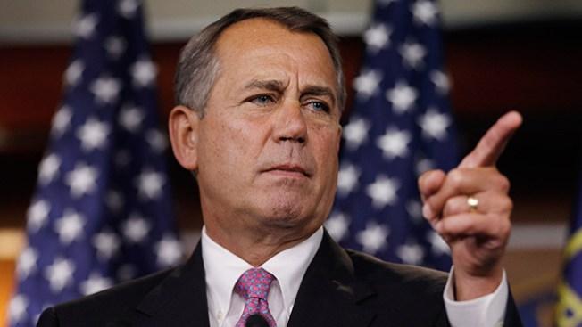Boehner quiere reforma para 2013
