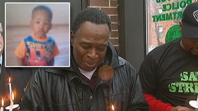Vigilia en honor a niñito desaparecido