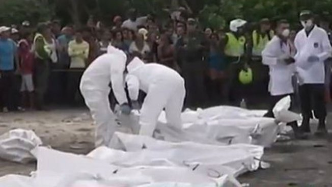 Colombia: mueren 32 niños calcinados