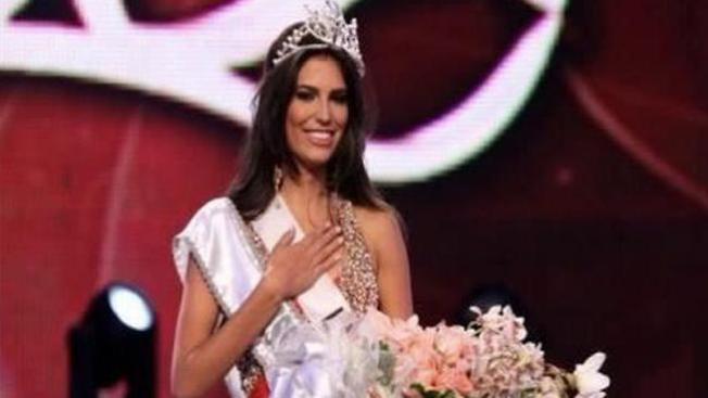 Destituyen a Miss Dominicana