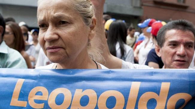 """Opositor venezolano: """"No se rindan"""""""